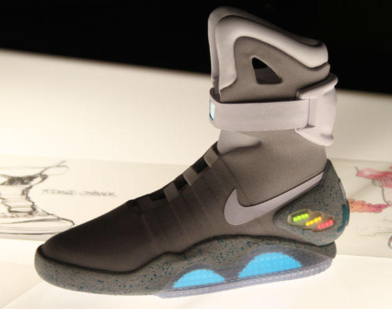 Zapatos Nike Mag