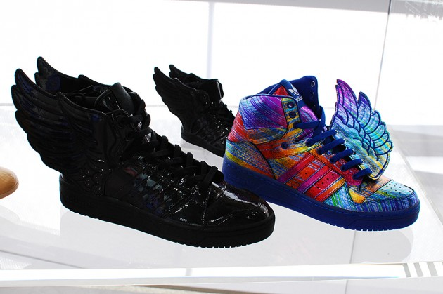 cd16910a3519 Jeremy Scott seems to be losing sleep putting out these styles from adidas  Original ...