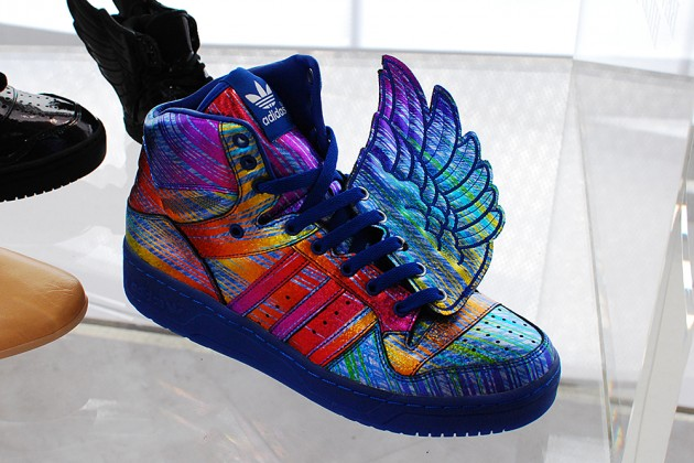 Jeremy Scott Adidas Wings 2013