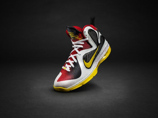 Nike LeBron 9 Championship Pack | Elevatedmindz's Blog
